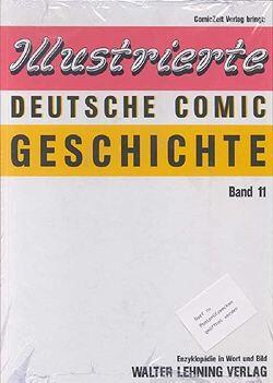 Illustrierte Deutsche Comicgeschichte 11