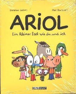 Ariol 01: Ein kleiner Esel wie du und ich