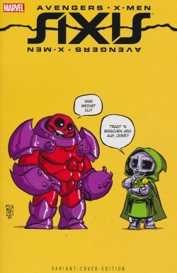Avengers & X-Men: Axis 01 Variant München 2015
