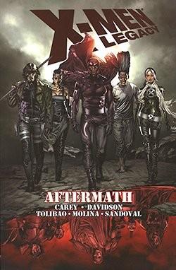 US: X-Men Legacy: Aftermath