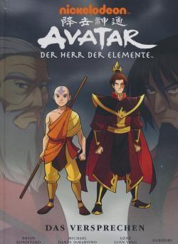 Avatar - Der Herr der Elemente - Premium 1