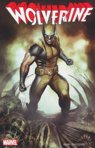 Wolverine (2016) 4 Variant Vienna
