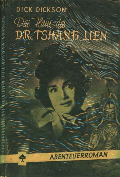 Dickson, Dick Leihbuch Haus des Dr. Tshang Lien (Pfriem)