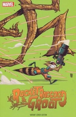 Rocket Raccoon & Groot 1 Variant A