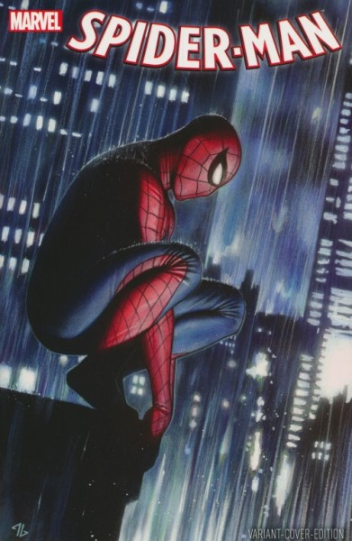 Spider-Man (2016) 17 Variant Vienna