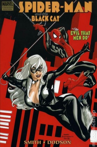 Spider-Man/Black Cat: Das Böse in dir (03/20)