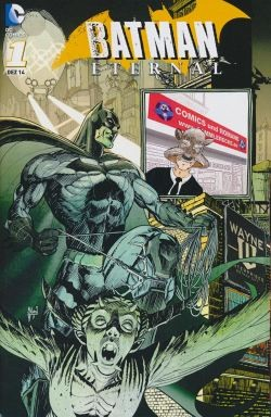 Batman Eternal 01 Sammlerecke Esslingen Variant