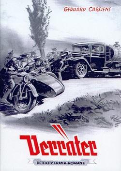 Detektiv Frank-Romane Leihbuch (Romanheftreprints) Verräter