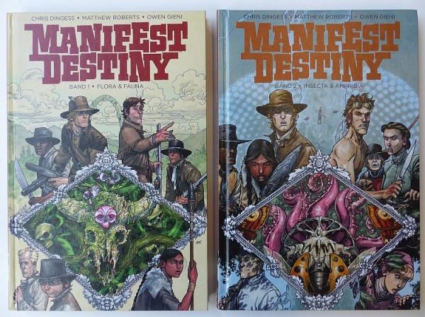 Manifest Destiny (Crosscult, B.) Nr. 1-6 kpl. (Z1)