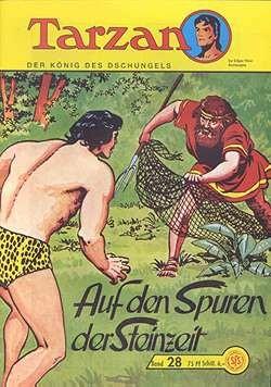 Tarzan Lehning Großband 28