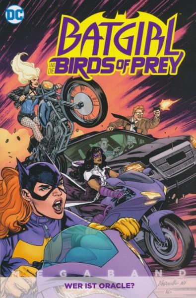 Batgirl und die Birds of Prey Megaband 1