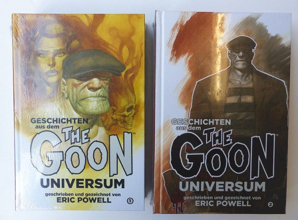 Geschichten aus dem Goon Universum (Crosscult, B.) Nr. 1+2 kpl. (Z0-1)