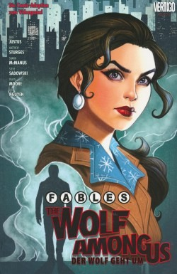Fables: The Wolf Among Us - Der Wolf geht um 2