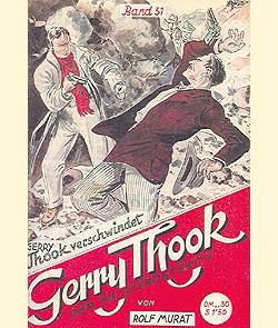 Gerry Thook (Romanheftreprints) Nr. 31-37