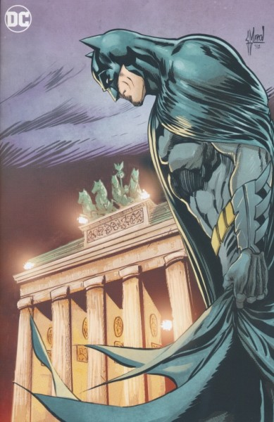 Batman (Panini, Gb., 2017) Nr. 30 Mauerfall Variant
