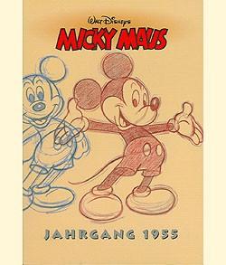 Micky Maus Reprintkassetten (Ehapa, Kassette) 1955