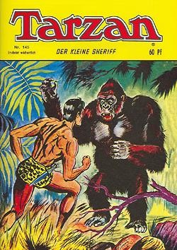 Tarzan Mondial Großband 145