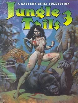 Sqpinc: Jungle Tails Vol.3