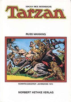 Tarzan Hardcover 1973