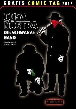 Gratis Comic Tag 2012: Cosa Nostra
