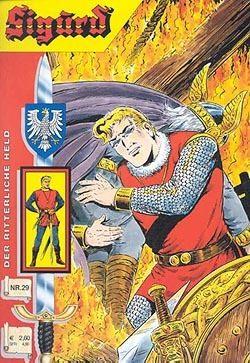 Sigurd 29 (Fachhandelsausgabe)