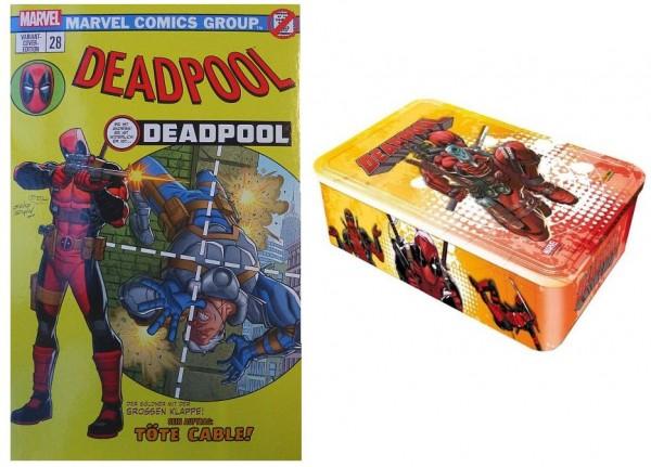 Deadpool (2016) 23 Metallbox-Variant Erlangen