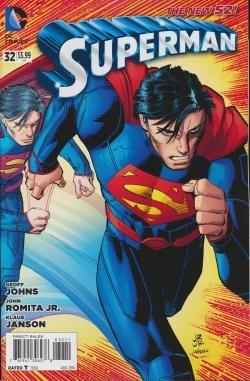 Superman (2011) 0,2-32