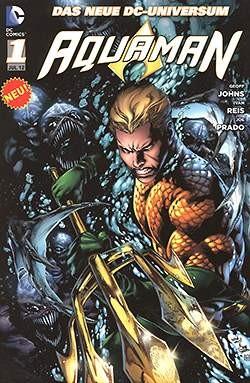 Aquaman (2012) 1