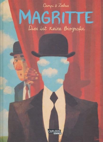 Magritte - Dies ist keine Biografie