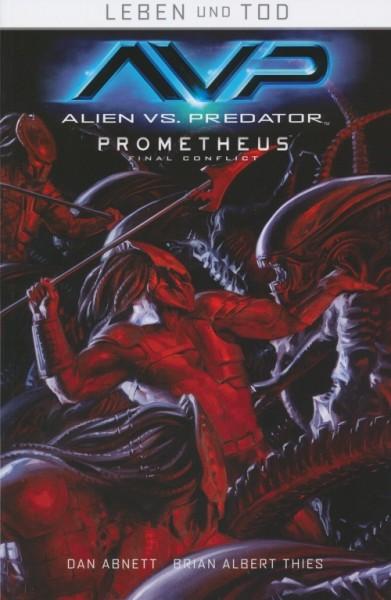 Leben und Tod 4 - Alien vs. Predator