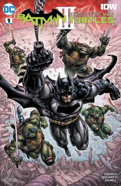 Batman/Teenage Mutant Ninja Turtles - Helden in der Krise (04/20)