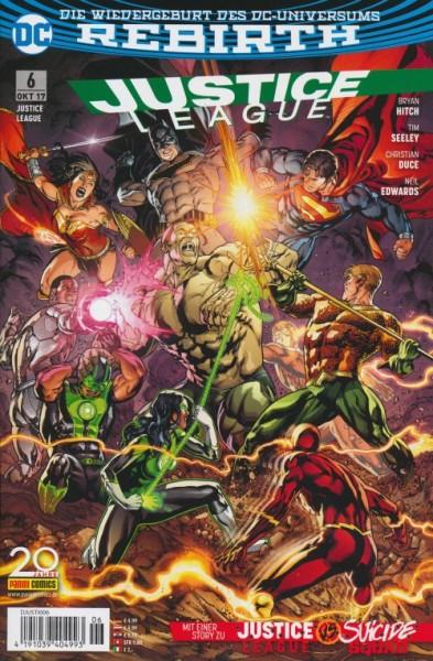 Justice League (2017) 06