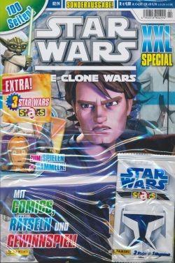 Star Wars Clone Wars Magazin (Dino, GbÜ) XXL Special 2014 Nr. 1-4