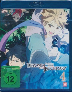 Beyond the Boundary Vol.4 Blu-ray