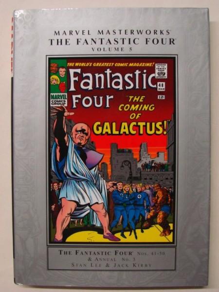 Marvel Masterworks - Fantastic Four (Z1) ab Vol.1