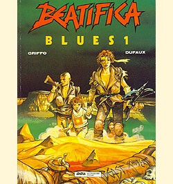 Beatifica Blues (Ehapa, Br.) Nr. 1-3 kpl. (Z1)