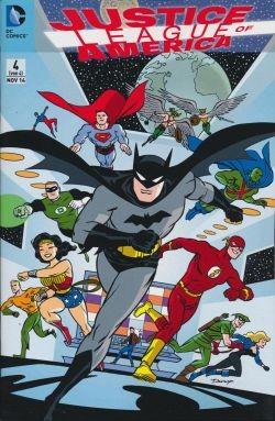Justice League of America 4 (75 Jahre Batman), Comicaction-Variant