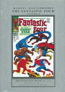 US: Marvel Masterworks: Fantastic Four 08 HC