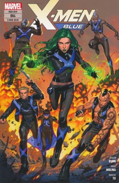 X-Men: Blue 4