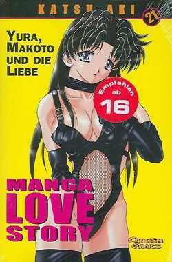Manga Love Story 21