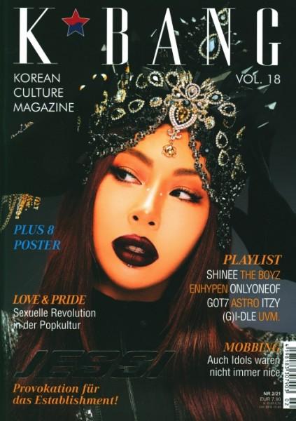 K*Bang 18 Jessi Edition