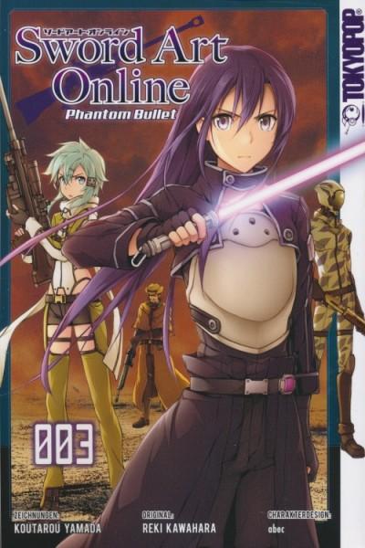 Sword Art Online – Phantom Bullet 3