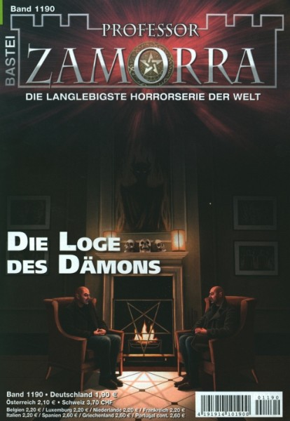 Professor Zamorra 1190