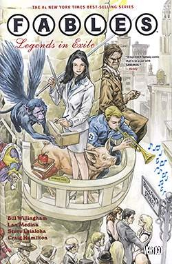 US: Fables Vol.01: Legends in Exile (New Edt.)