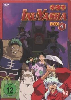 Inu Yasha DVD Box 4