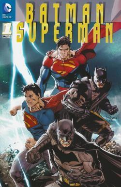 Batman - Superman 1 Variant