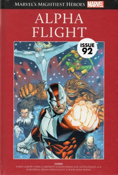Marvel Superhelden Sammlung 78: Alpha Flight (03/20)