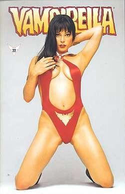 Vampirella 22 (Foto-Cover)