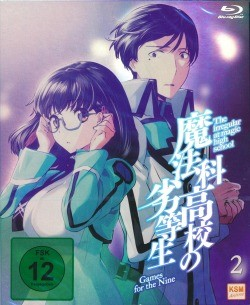 The Irregular at Magic High School Vol. 2 Blu-ray