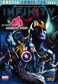 Gratis Comic Tag 2014: Marvel: Infinity